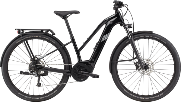 Cannondale Tesoro Neo X 3 Remixte Color: Graphite