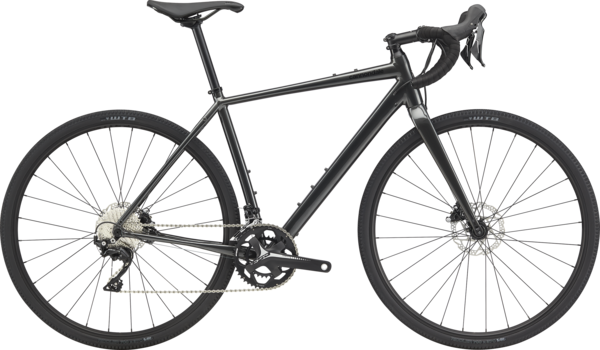 Cannondale Topstone 105 Color: Graphite
