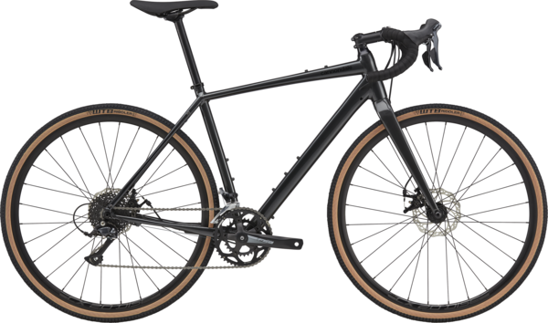 Cannondale Topstone 3 Color: Graphite