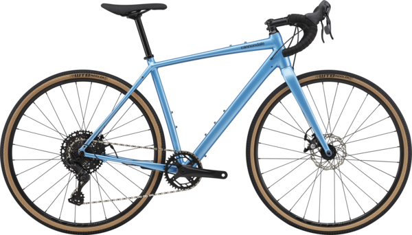 Cannondale Topstone 4 Color: Alpine