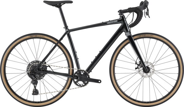 Cannondale Topstone 4 Color: Black Magic