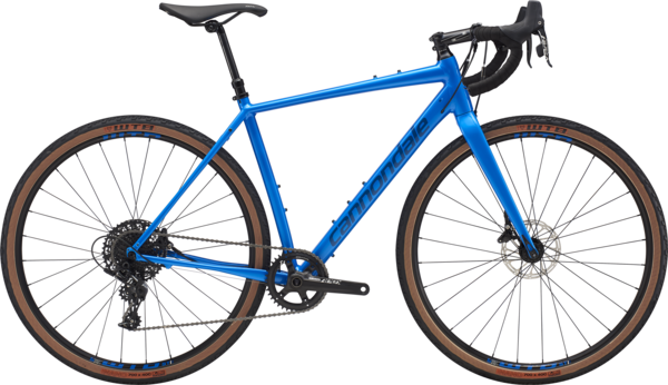 Cannondale Topstone Apex 1 Color: Electric Blue