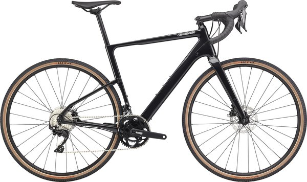 Cannondale Topstone Carbon 105 Color: Black Pearl