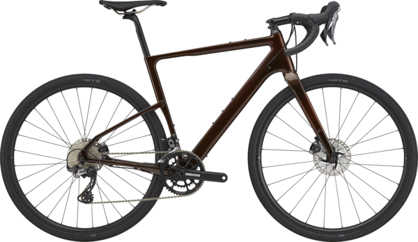 Cannondale Topstone Carbon 2 Color: Saber