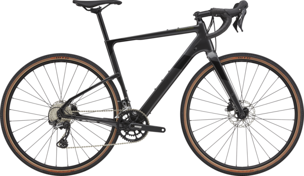 Cannondale Topstone Carbon 5 Color: Carbon