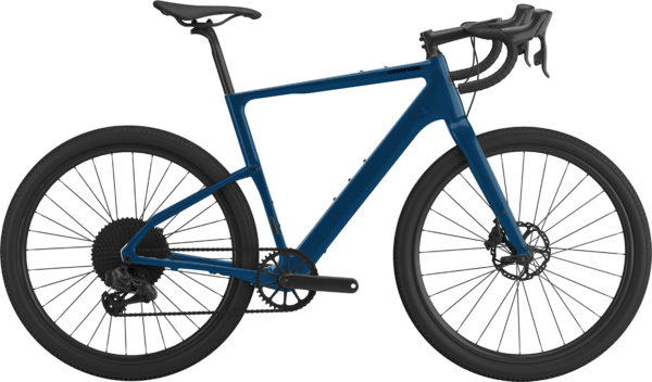 Cannondale Topstone Carbon 6 Color: Abyss Blue