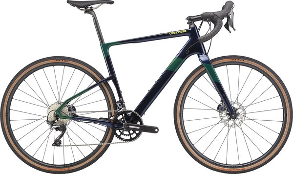 Cannondale Topstone Carbon Ultegra RX Color: Midnight