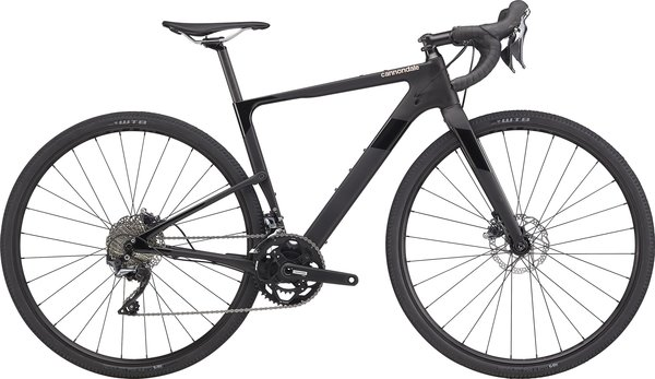 Cannondale Topstone Carbon Women's Ultegra RX 2 Color: Black Pearl