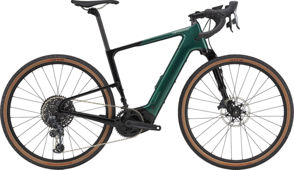 Cannondale Topstone Neo Carbon 1 Lefty Color: Emerald