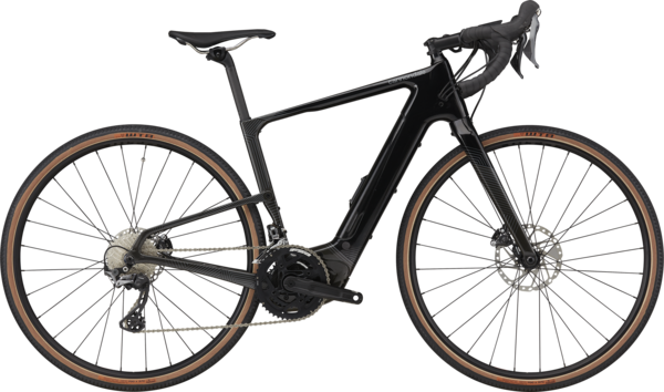 Cannondale Topstone Neo Carbon 2 Color: Black Pearl
