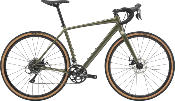 Cannondale Topstone Sora Color: Mantis