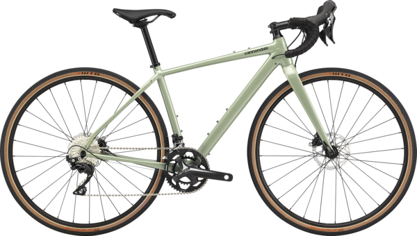 Cannondale Topstone Women's 105 Color: Agave