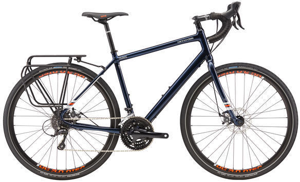 Cannondale Touring 2 Color: Midnight Blue