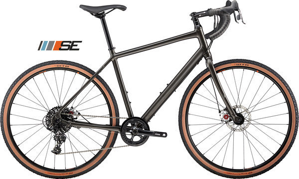 Cannondale Touring Apex 1 SE Color: Anthracite