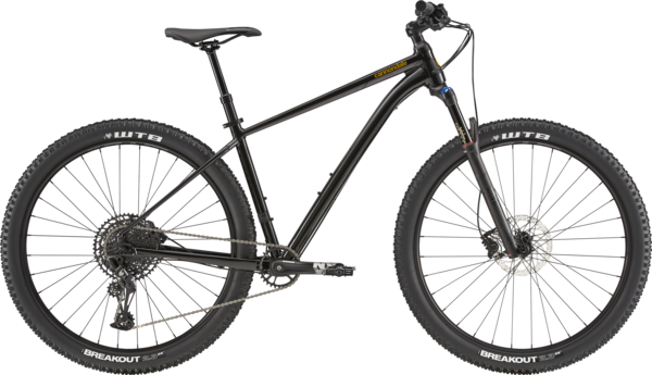 Cannondale Trail 1 Color: Goldfinger