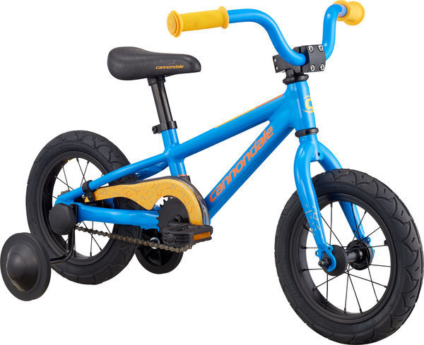Cannondale Trail 12 Single-Speed Boy's Color: Spectrum Blue