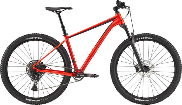 Cannondale Trail 2 Color: Acid Red