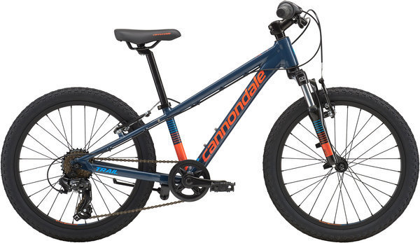 Cannondale Trail 20 Boy's Color: Slate Blue
