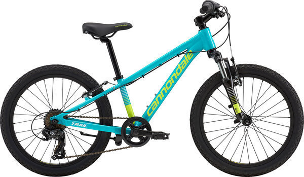 Cannondale Trail 20 Girl's Color: Turqoise