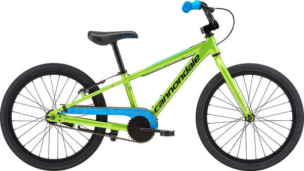 Cannondale Trail 20 Single-Speed Boy's Color: Acid Green