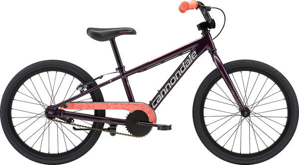 Cannondale Trail 20 Single-Speed Girl's (a31) Color: Galaxy