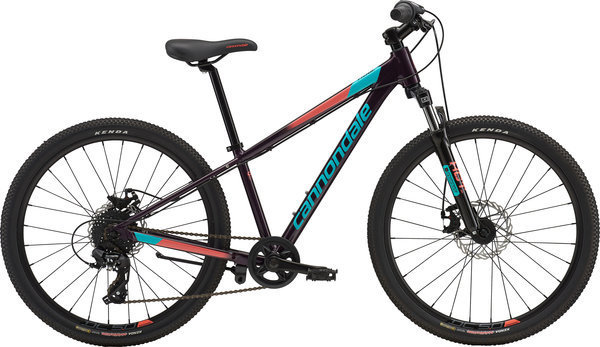 Cannondale Trail 24 Girl's Color: Galaxy