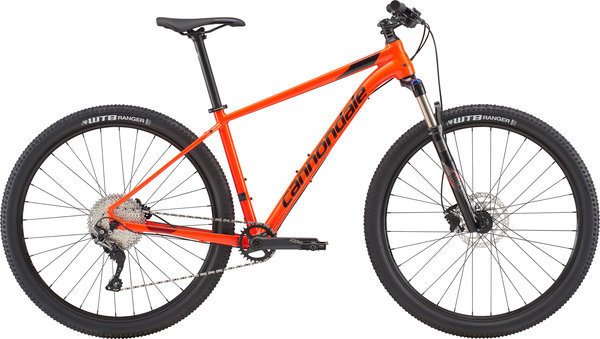 Cannondale Trail 3 Color: Acid Red