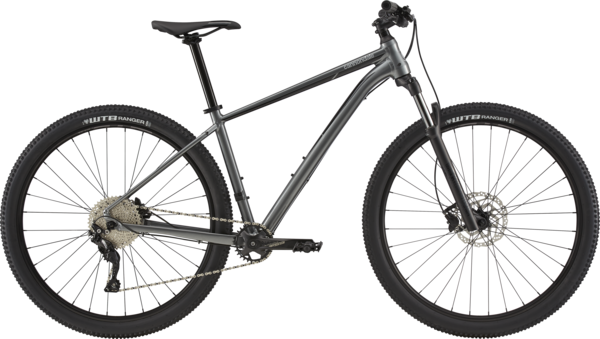 Cannondale Trail 4 Color: Charcoal Gray
