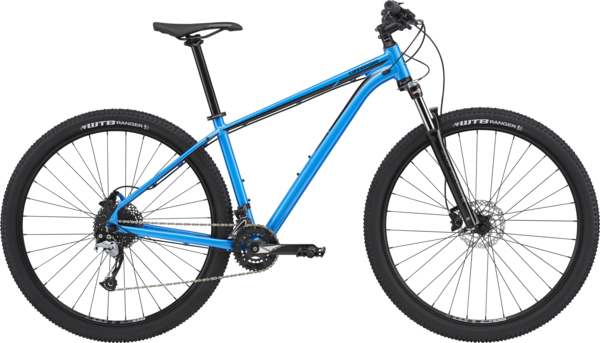 Cannondale Trail 5 Color: Electric Blue