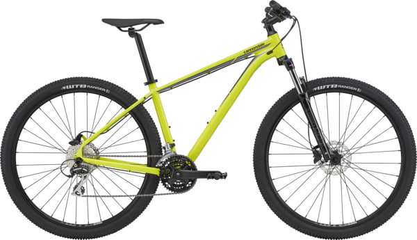 Cannondale Trail 6 Color: Nuclear Yellow