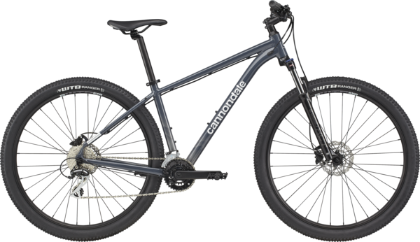 Cannondale Trail 6 - PRE-ORDER Color: Slate Grey