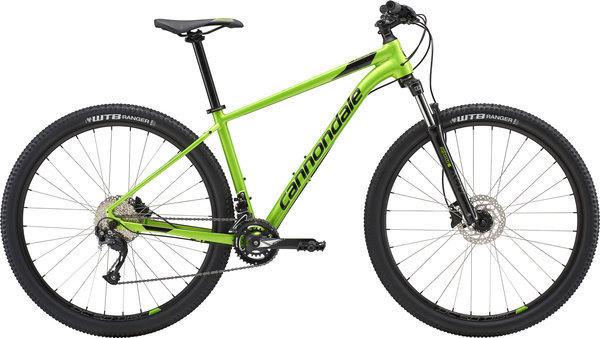 Cannondale Trail 7 Color: Acid Green