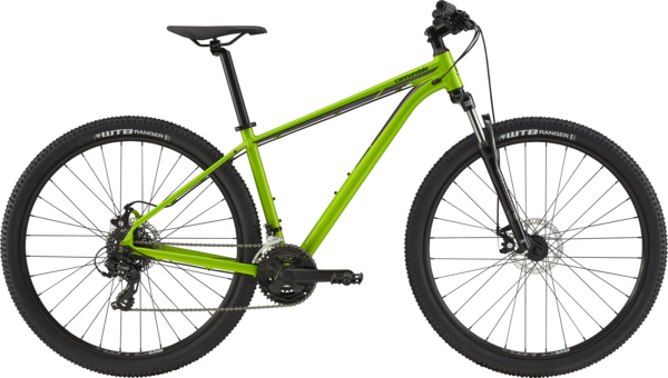 Cannondale Trail 8 Color: Acid Green