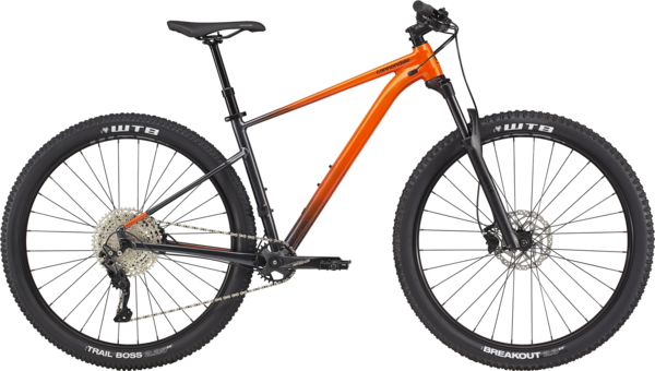 Cannondale Trail SE 3 Color: Impact Orange