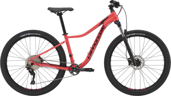 Cannondale Trail Tango 2 Color: Acid Strawberry w/Black Pearl and Charcoal