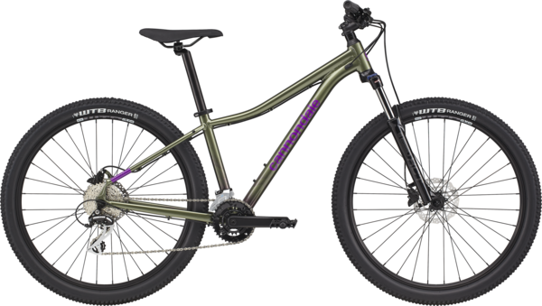 Cannondale Trail Women's 6 Color: Mantis