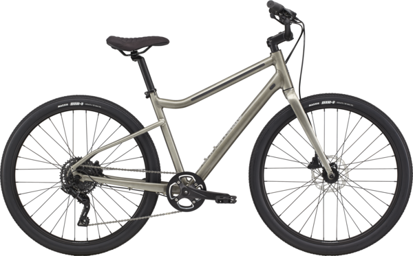 Cannondale Treadwell 2 Ltd Color: Stealth Grey