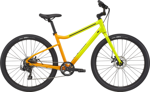 Cannondale Treadwell 3 Ltd Color: Tequila Sunrise