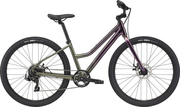 Cannondale Treadwell 3 Remixte Ltd Color: Rainbow Trout