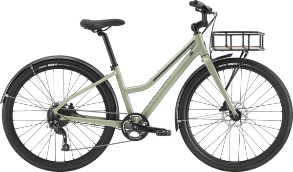 Cannondale Treadwell EQ Remixte Color: Agave