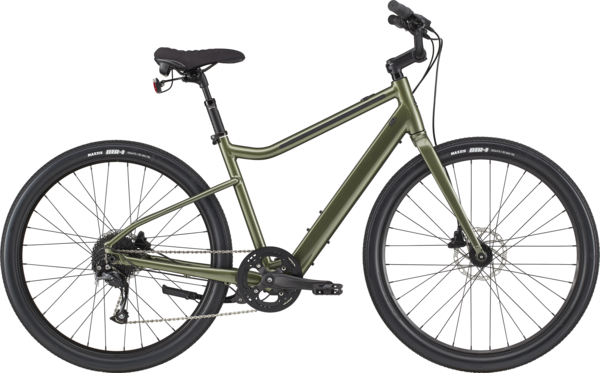 Cannondale Treadwell Neo (11/18) Color: Mantis