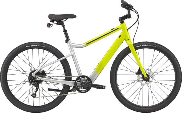 Cannondale Treadwell Neo Color: Highlighter