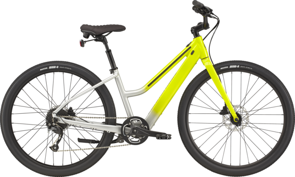 Cannondale Treadwell Neo Remixte Color: Highlighter