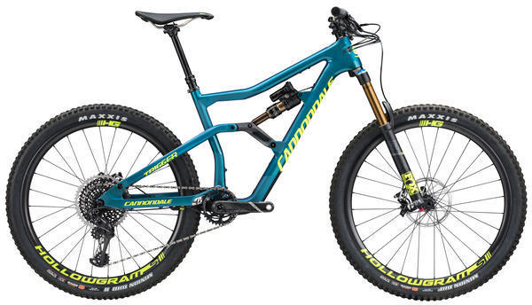 Cannondale Trigger Carbon 1 Color: Deep Teal
