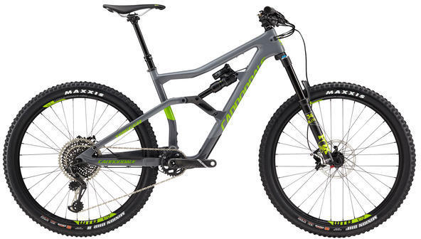 Cannondale Trigger Carbon 2 Color: Stealth Gray