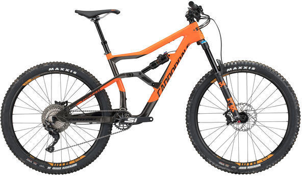Cannondale Trigger Carbon 3 Color: Orange