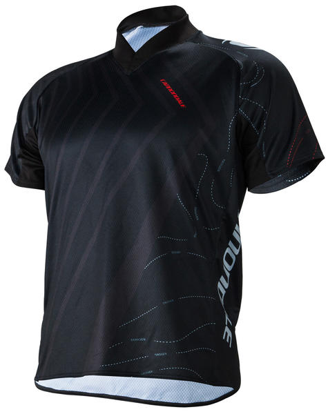 Cannondale Trigger Short Sleeve Jersey Color: Black