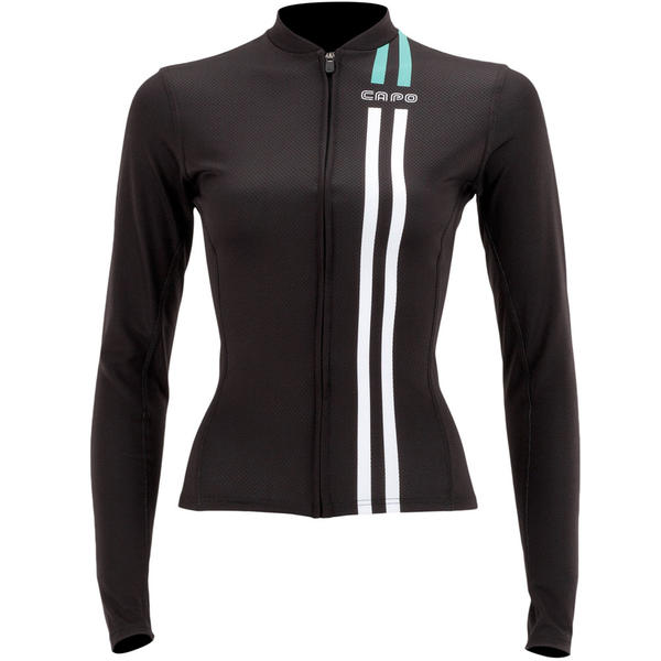 Capo Bacio Long Sleeve Jersey - Women's Color: Black