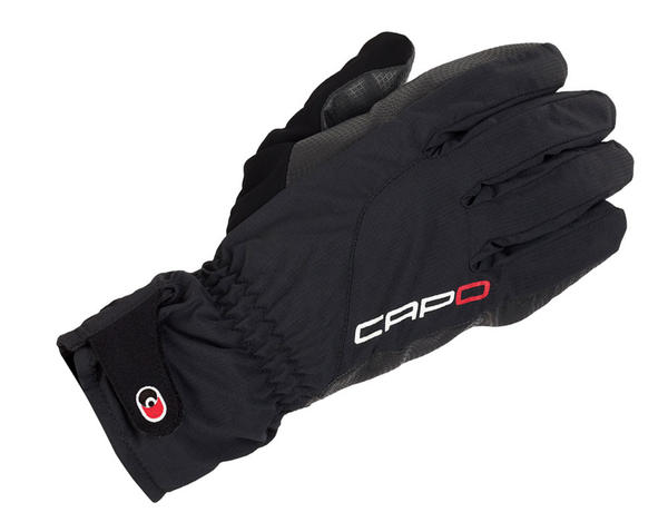 Capo Lombardia OD LF Cycling Gloves Color: Black