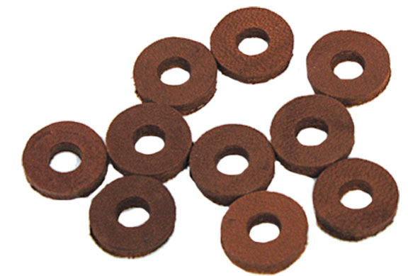 Cardiff Leather Washers